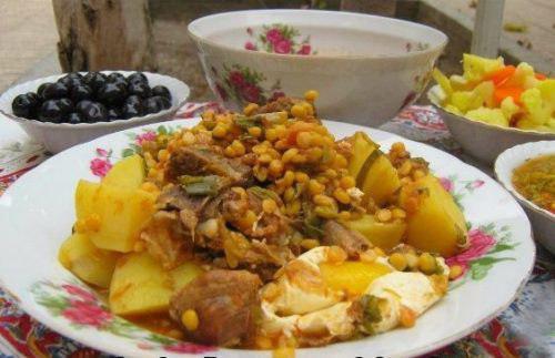 قورماشورباسی آذربایجان