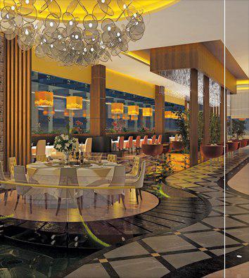 مجتمع تجاری رستورانی مادر تهران