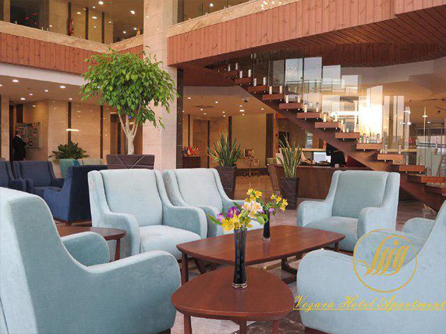 هتل وزرا تهران