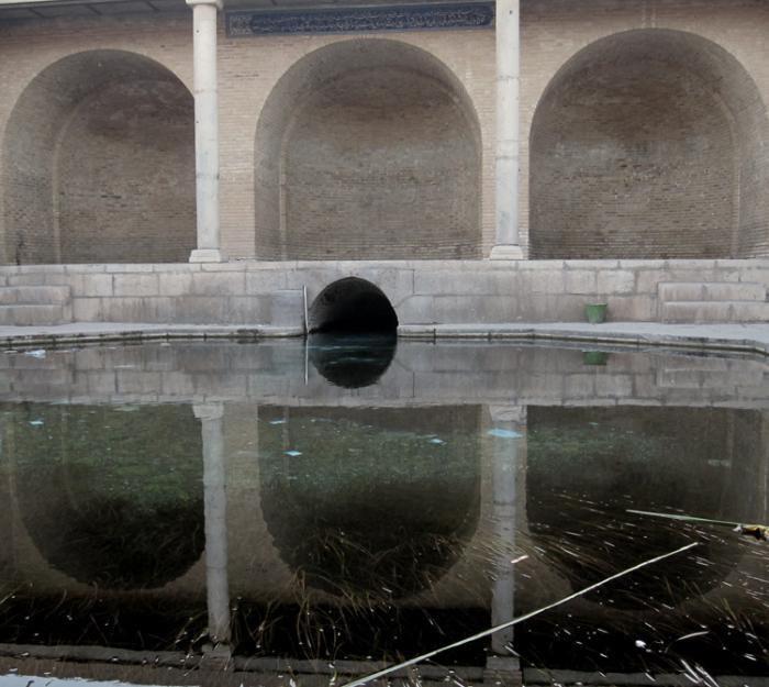 چشمه سلیمانه کاشان