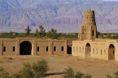 کاروانسرای شفیع آباد شهداد