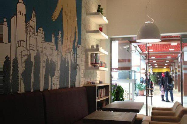 کافه اربن تهران