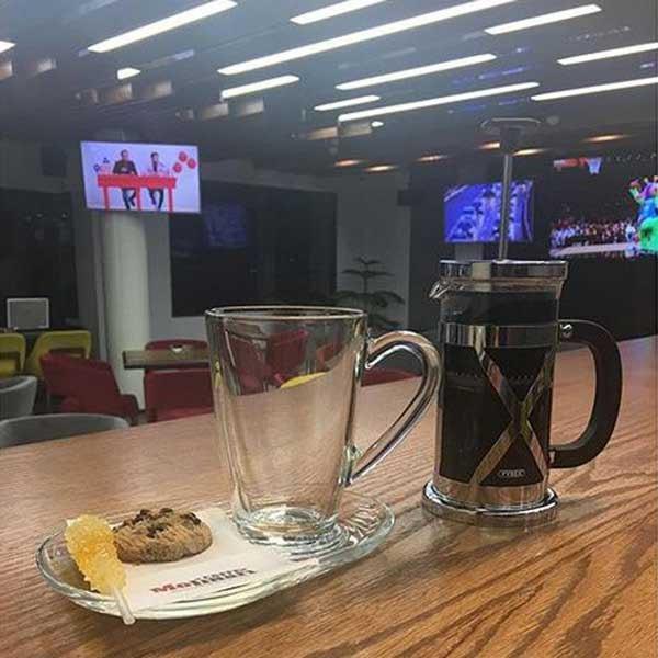 کافه خانه فوتبال تهران  کافه خانه فوتبال تهران