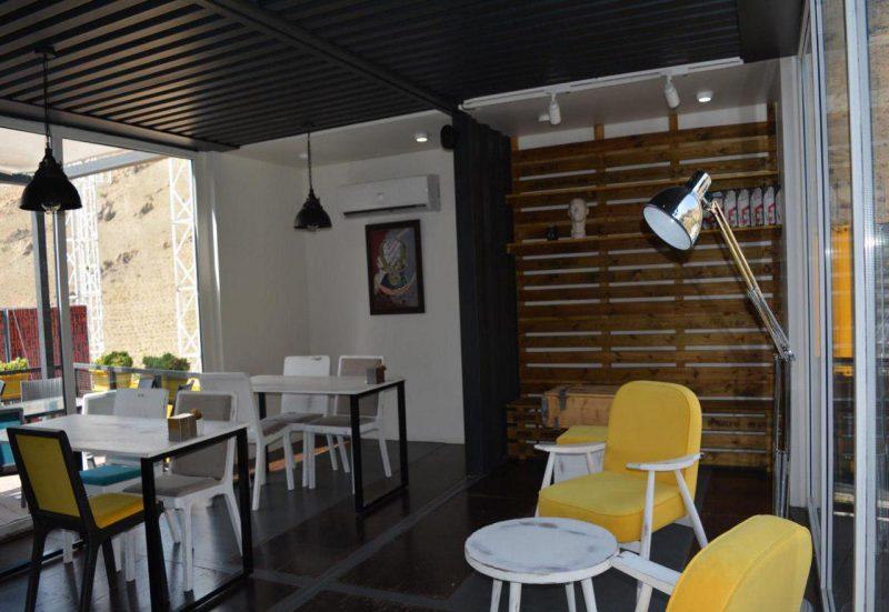 کیوب کافه تهران