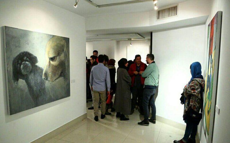 گالری راه ابریشم تهران