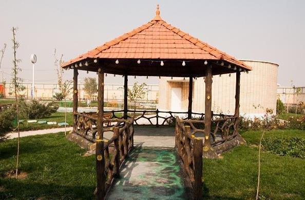 باغ ناژوان اصفهان