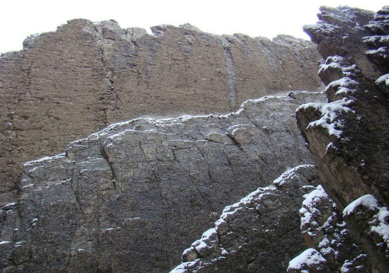 دره فرسایشی قره سو