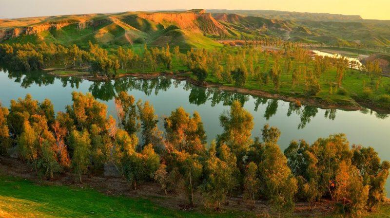 دریاچه چاه ماری