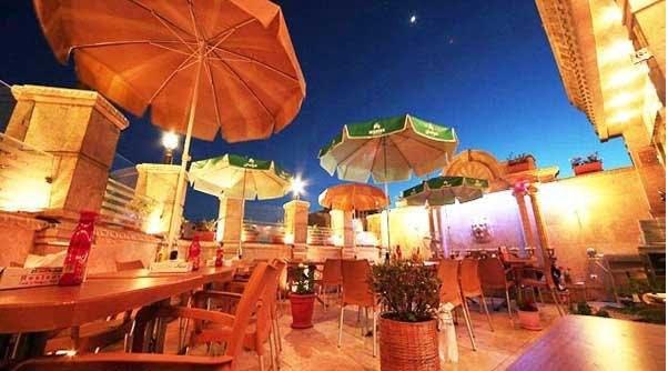 رستوران بادبادک تهران