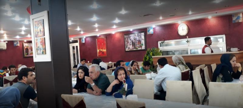 رستوران بزرگ رومی آستارا