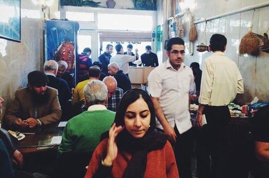 رستوران خوشبین تهران