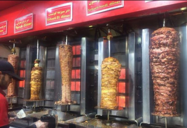 رستوران دنر ترک تهران