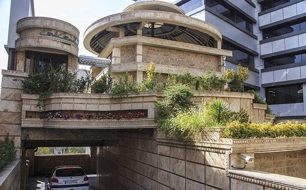 رستوران گریل گاردن تهران