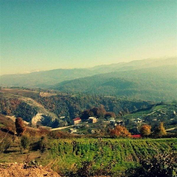 روستای کنت بهشهر