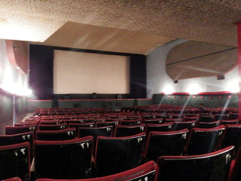 سینما فلسطین شیراز