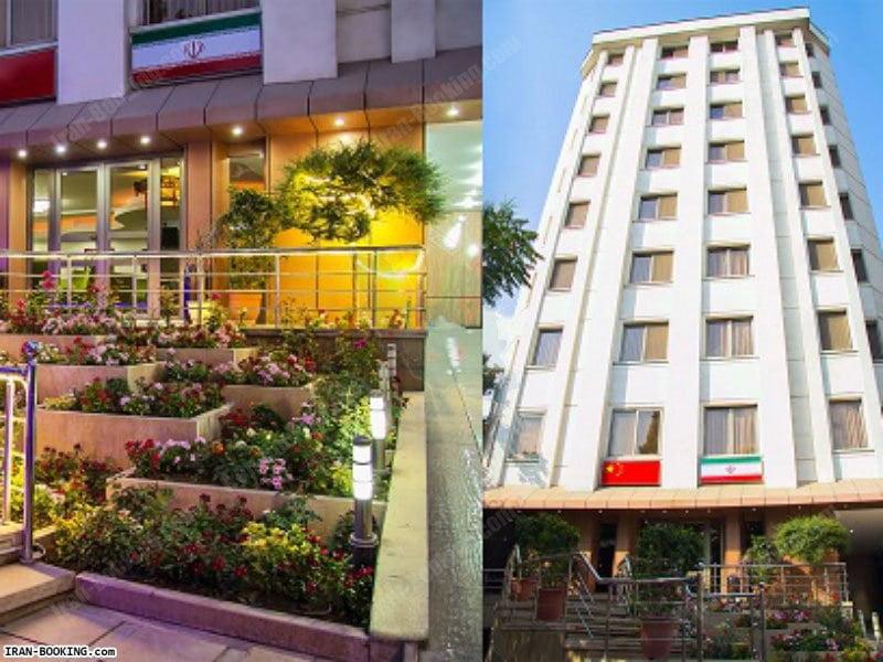 هتل جاده ابریشم تهران  هتل جاده ابریشم تهران