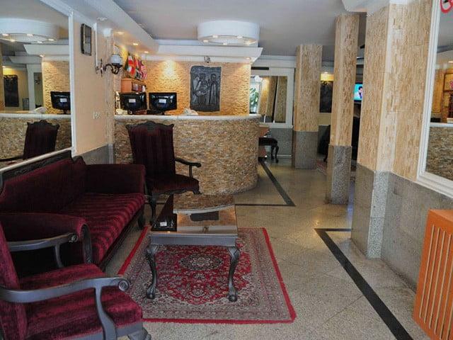هتل پاسارگارد تهران