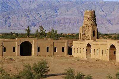 کاروانسرای شفیع آباد