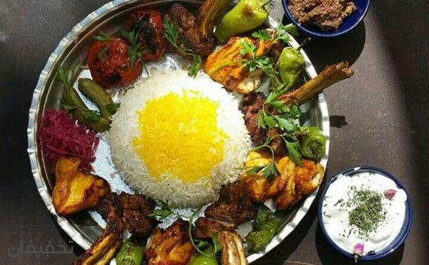 کافه رستوران ایل بختیاری تهران