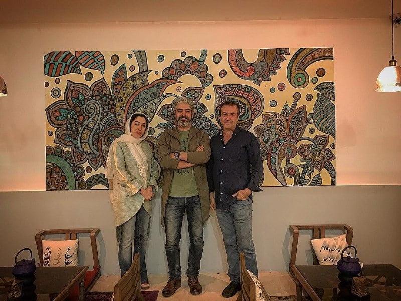 کافه رستوران پرانا تهران  کافه رستوران پرانا تهران