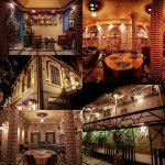 رستوران عمارت میعاد تهران
