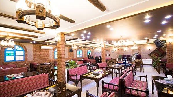 رستوران کاه گل تهران رستوران کاه گل تهران