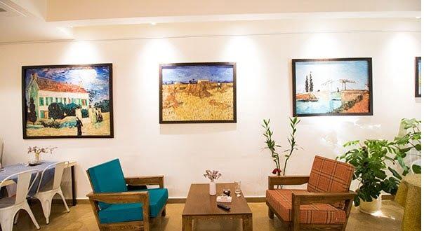 کافه گالری ونگوگ تهران کافه گالری ونگوگ تهران