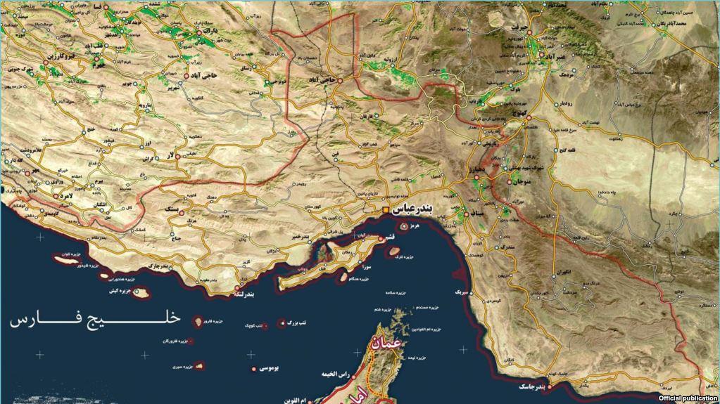 یک پیشنهاد گردشگری برای مثلث طلایی جنوب ایران