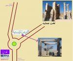 میراث فرهنگی فارس : حریم تخت جمشید نقض نشده است
