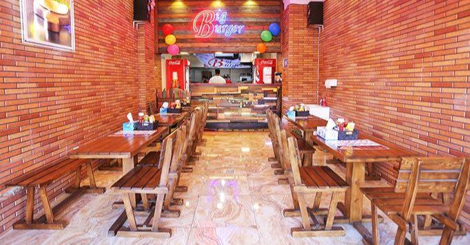 -بیگ-برگر-تهران رستوران بیگ برگر تهران
