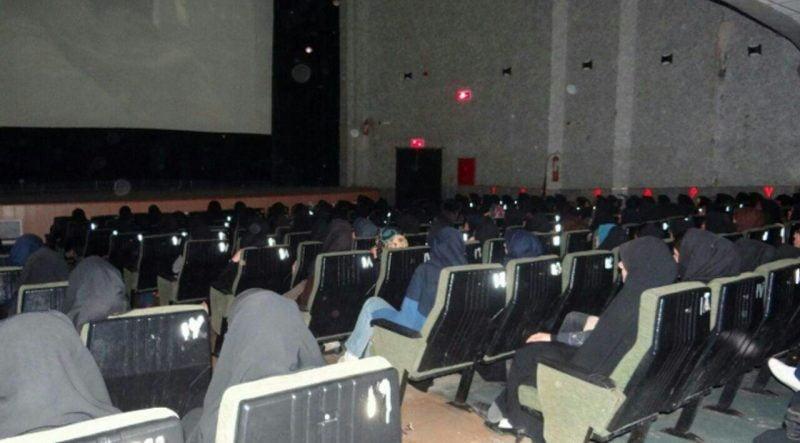سینما ساحل اهواز