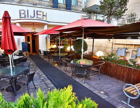 کافه رستوران بیژه تهران  کافه رستوران بیژه تهران