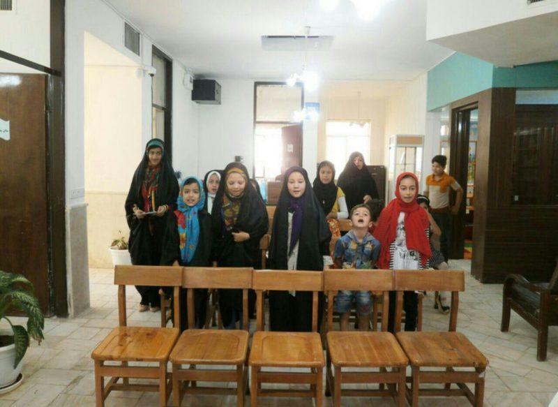 کتابخانه امام حسن عسگری مشهد