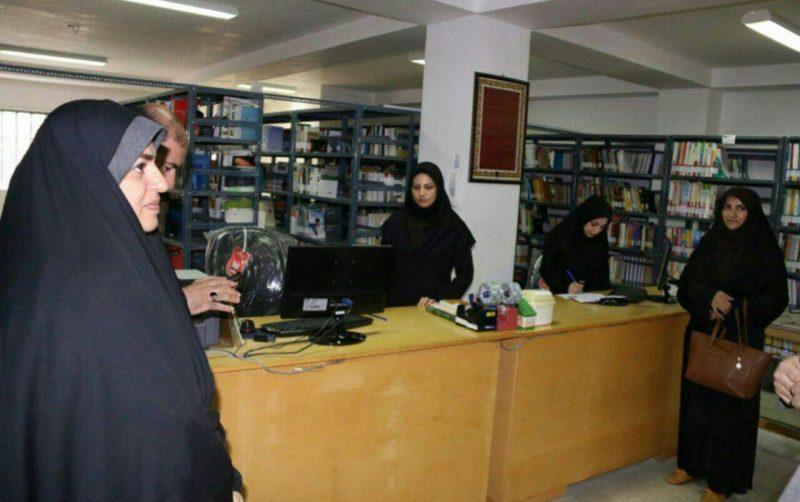 کتابخانه عمومی امامزاده یحیی بابل کتابخانه عمومی امامزاده یحیی بابل