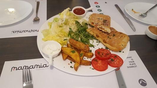رستوران ایتالیایی مامامیا تهران