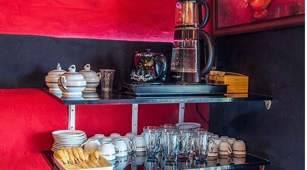 رستوران ایتالیایی زانکو تهران