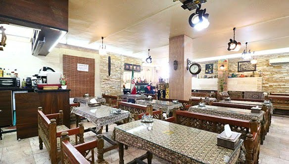 سفره خانه نان و نی تهران سفره خانه نان و نی تهران