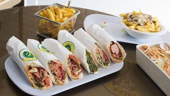ساندویچ بلکی تهران