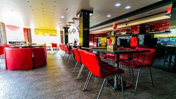 کافه رستوران کاج تهران کافه رستوران کاج تهران
