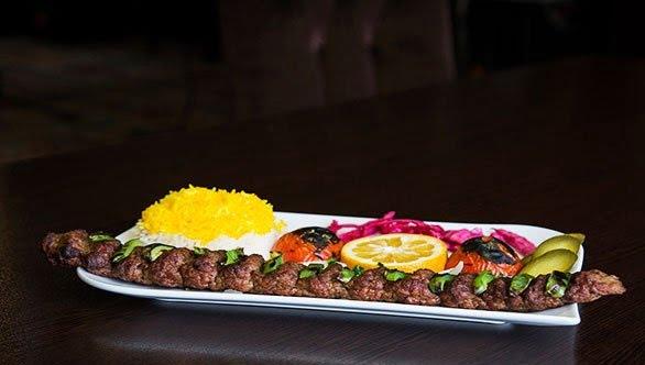 رستوران ترکی مارال تهران