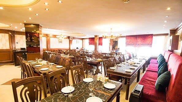 رستوران کاوالی تهران