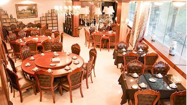 رستوران اورومچی تهران