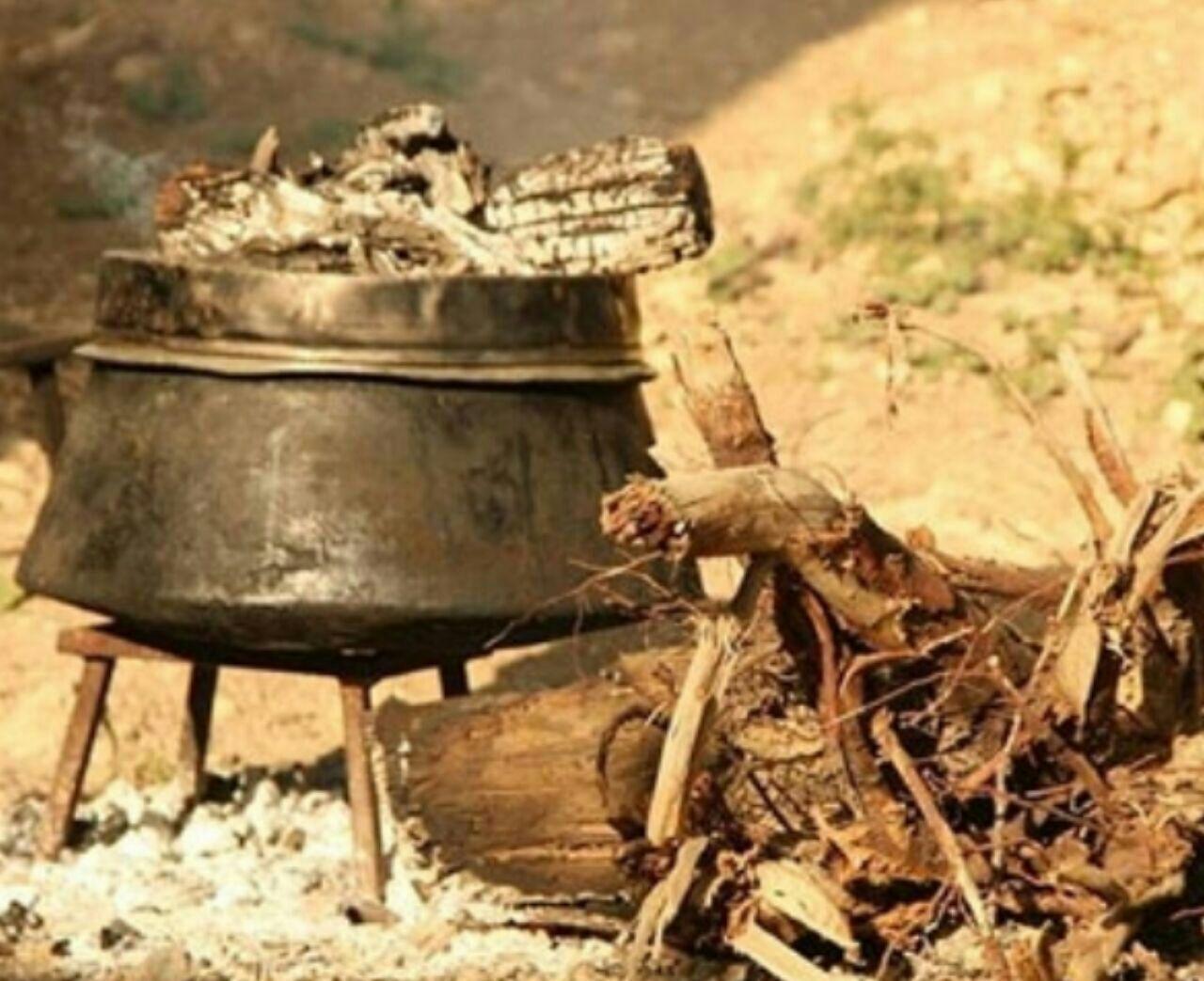 اقامتگاه بومگردی عشایری بوم کلبه کهکران