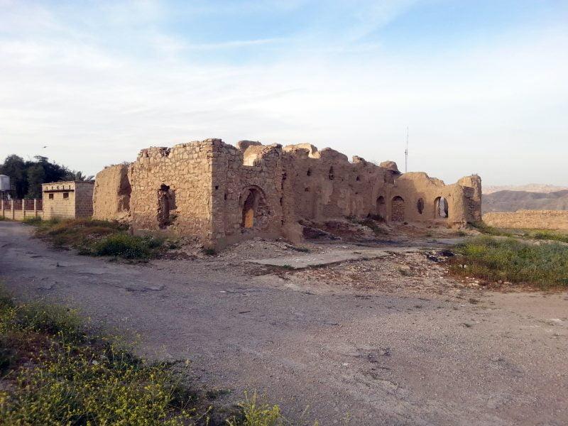 تپه باستانی کلگه زرّی (زرین)