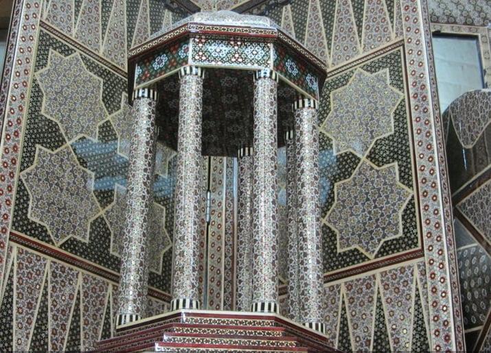 خاتم، عتیق شیراز