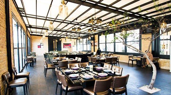 رستوران سیتادل تهران