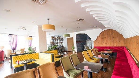 کافه رستوران پوتنزا تهران