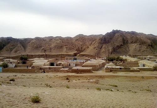 روستای رضا آباد سربند