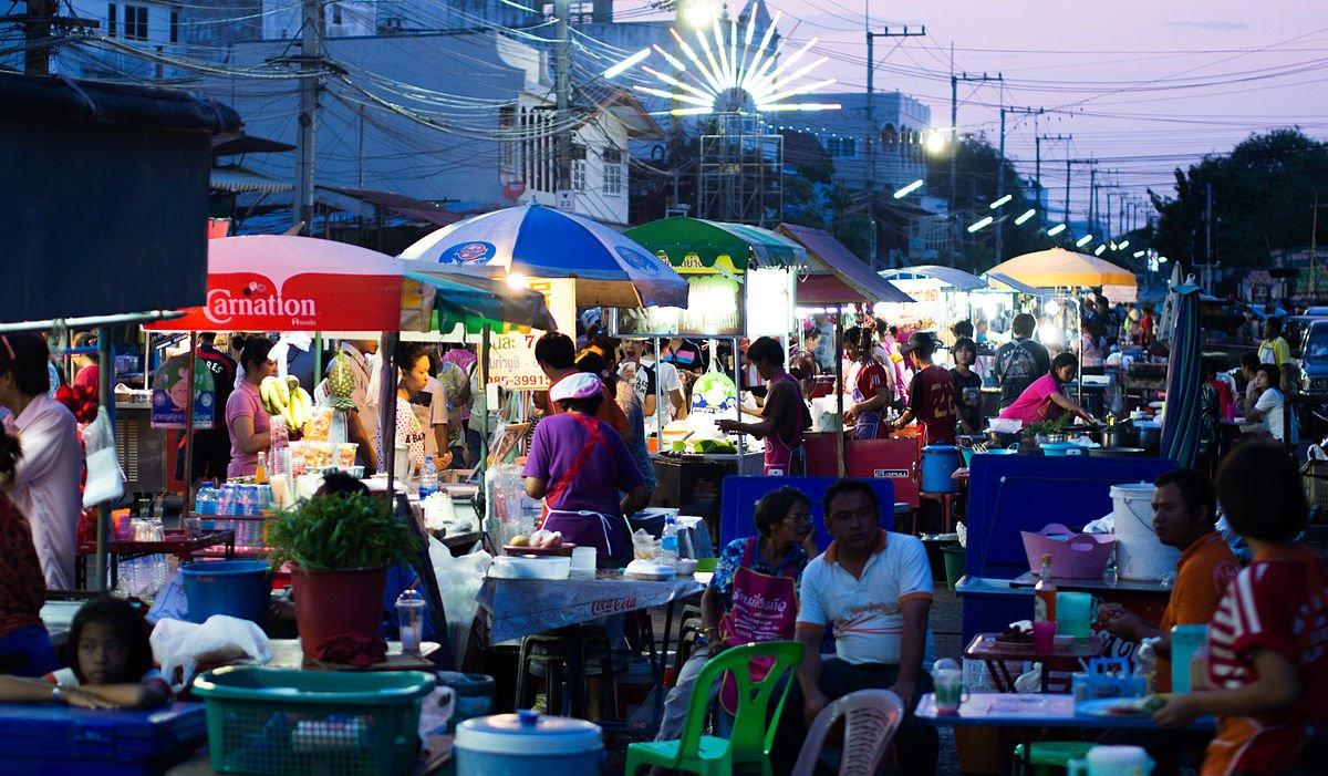 ایجاد اولین خیابان غذا در نوروز