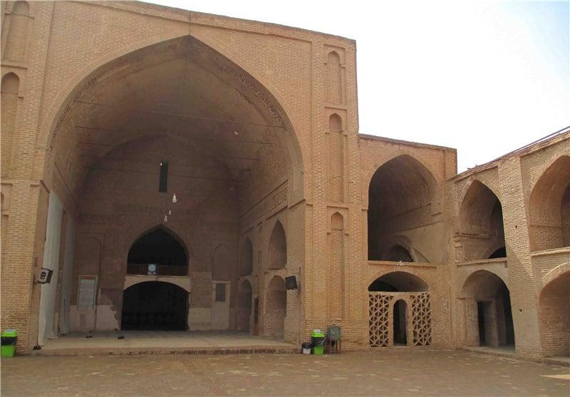 مسجد افوشته